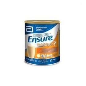 ENSURE NUTRIVIGOR SUPLEMENTO NUTRICIONAL DE PROTEINAS Y HMB POLVO VAINILLA 850 G