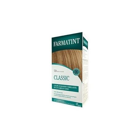 FARMATINT 7D TINTE RUBIO DORADO 130 ML